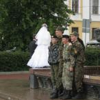 На Челябинском Арбате.