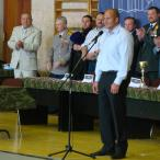 Абсолютный чемпион мира по боям без правил Федор Емельяненко назвал участников соревнований надеждой нашего отечества