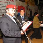 Были вручены специальные призы памяти сотрудников силовых структур, погибших при выполнении своего воинского долга