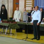 """""""Когда не хватит физических качеств, ваши соперники будут ломаться под вашим Православным духом во славу Православной родины. Закаляйте ваш дух!"""""""